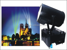 Outdoor light remote projection XHA xenon search light
