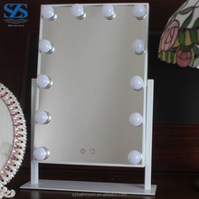 Vanity Girl Hollywood Makeup Mirror With Tabletop Stand