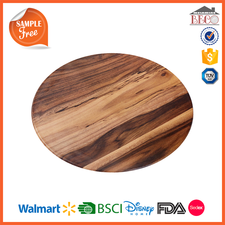 Sedex 4 Pillar Factory Wood Printed Plastic Melamine Kitchen Cutting Boards