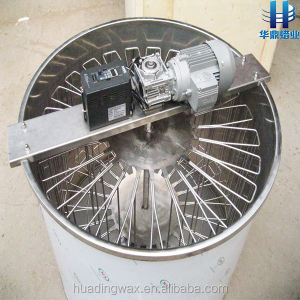 304 Stainless steel electric honey extractors machine beekeeping
