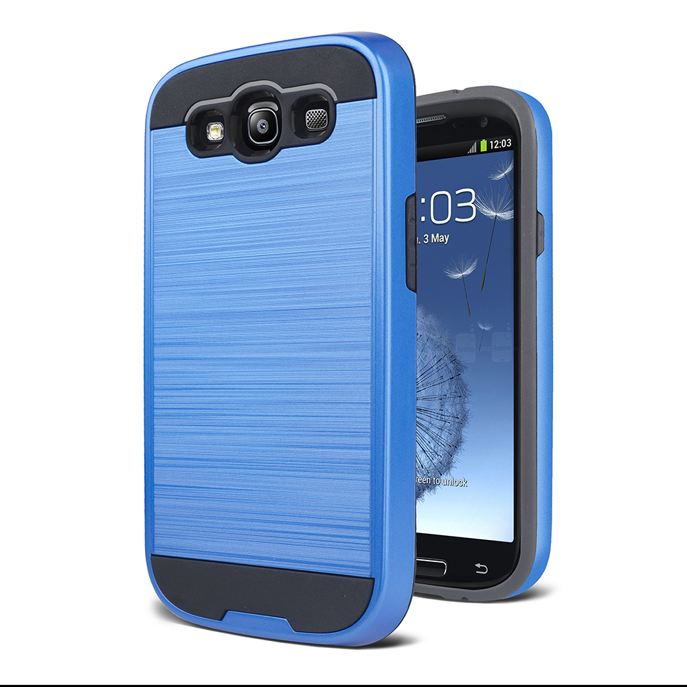 factory wholesale phone cover factory price anti <strong>shock</strong> for Samsung S3 phone cover