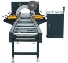 Good price of automatic wood/metal/tube wrapping machine