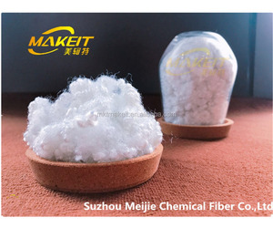 7D*64mm Non-Siliconized Hollow Conjugated Polyester Staple Fiber