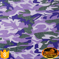 Time Limited Sales dazzle camouflage shirt transfer film No.DGDAC011 camo of the world water transfer printing film