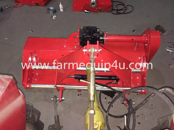 Tractor 3-Point Flail Mower/Mulcher EFGCH 175 with Y blade or Hammer Blade Optional Hydraulic side shift