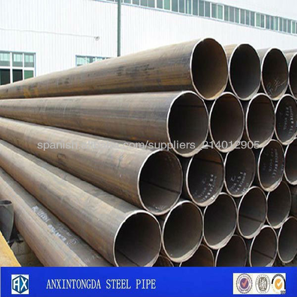 building material carbon steel pipe export to Middle East