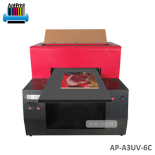Wholesale Second Hand Inkjet UV Flatbed Printer made in china