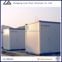 Flat pack Used 20ft Container Office From China Supplier
