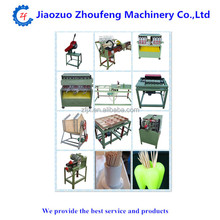 high quality automatic complete bamboo toothpick spiltting making machine