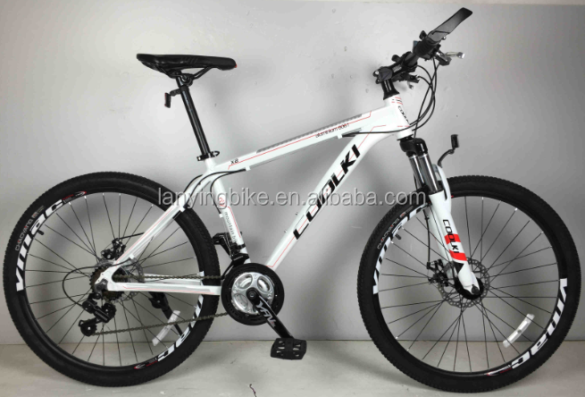 MTB bike Steel 26 inch wheel 18 speeds mountain bike / bike mountain for sale