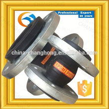 Dn1500 Snap-in Hanger big size flexible flanged flexible joint coupling for pipe system