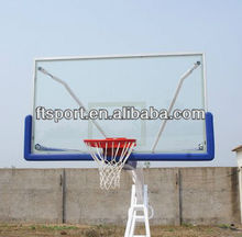 12mm thick Glass Basketball Backboard