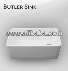 Fireclay Butler KItchen sink