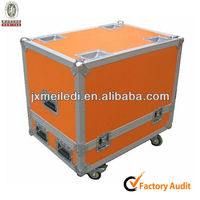 MLD-FC353 New Superior Quality Various Aluminium ATA Road Rolling DJ Imac Flight Case