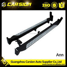 Hot sale Auto parts side step pedal side bars running board for vw tiguan BMW style