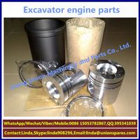 OEM C9 diesel engine spare parts cylinder block cylinder head crankshaft camshaft gasket kit For CATERPILLAR