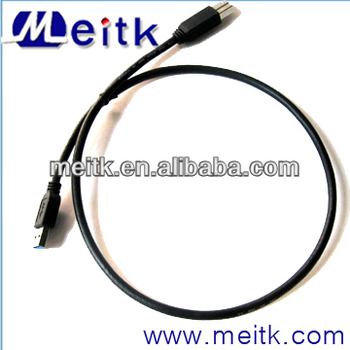 High Speed Micro USB 3.0 Cable Computer Cable