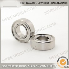 Best Selling low noise ball bearing iron on machineiron con machine