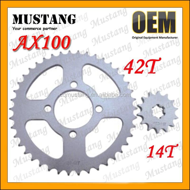 For Suzuki AX100 Motorcycle Sprocket 2 strokes