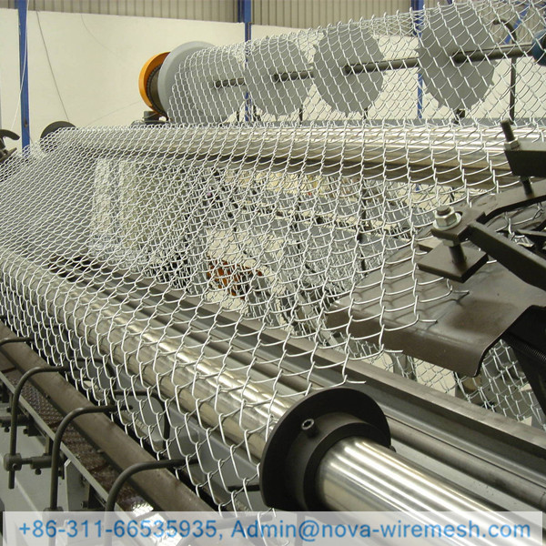 Chain link fence machine price / Fully-automatic chain link fence machine / Automatic chain link fence machine