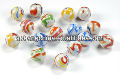 Toy Glass Playing Marble For Sale
