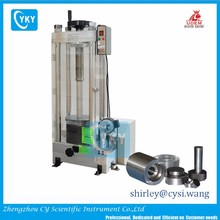 Transparent protection shield Electric Hydraulic Press for bullet and powder