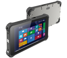 "8"" IPS Z3735 Intel Quad core 4G Rugged tablet, 4G FDD TDD LTE Rugged tablet PC With IP67 Barcode scanner"