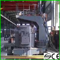 Advanced design/reliable operation electric arc furnace/EAF