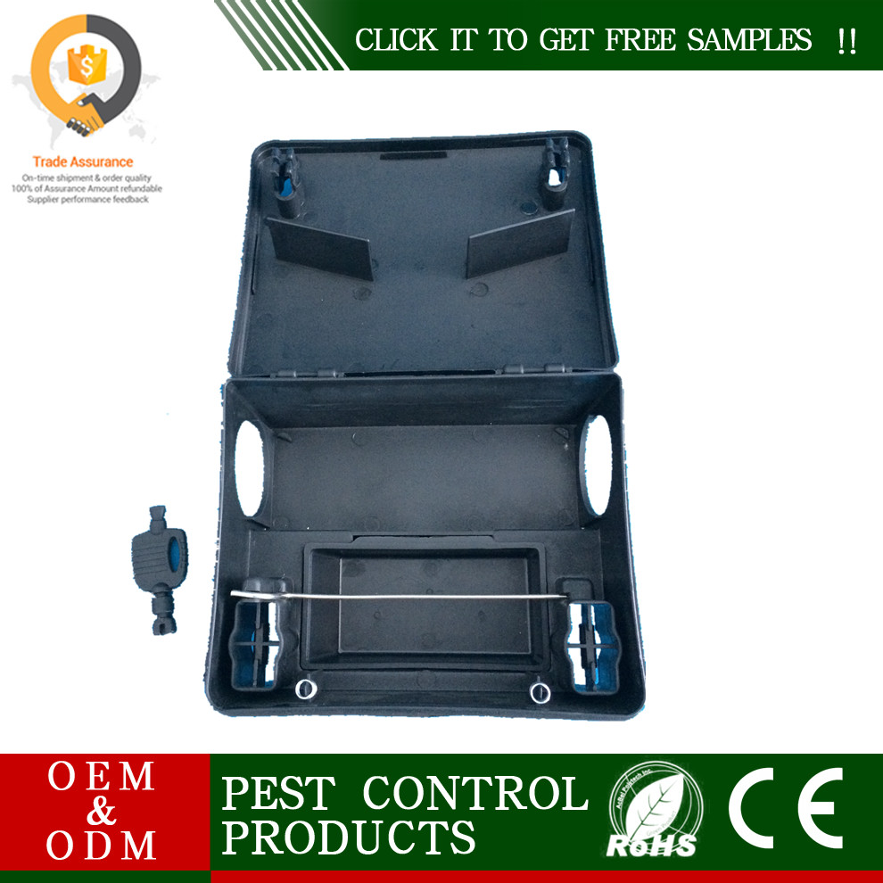 Chinese Manufacturer to produce bait station, mouse bait station,rat bait station box of pest control products