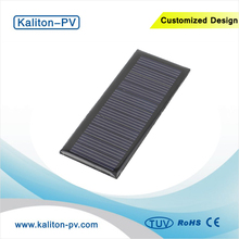 China Factory Supply Epoxy Resin 5.5V 0.33W 60mAh Mini Small Size Poly Crystalline Silicon Solar Cell Panel Price