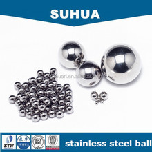 63.5 mm solid round metal ball (440C stainless steel )
