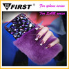 Fancy mobile phone covers 2014 shock proof phone case 3d rhinestone crystal mobile case