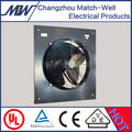 Match-Well explosion-proof DC brushless fan for mine