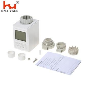 HY10RT Digital Thermostat for Radiator, White