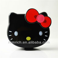 Cute cartoon Hello kitty 7000mAh Battry Power Bank for Apple Ipad iphone Samsung Galaxy S3 S4 NOTE2 Sony HTC MOBILE PHONE charge