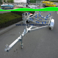 Wholesale buy Manufacturer made and hot sale Heavy duty 7.3m Boat trailer BCT0108