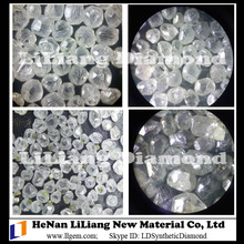 HTHP White or Yellow Man Made Diamond Stone for Jewels
