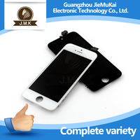 Best quality mobile screen glass for iphone 5 drop down screen,for iphone 5 touch screen smartphone