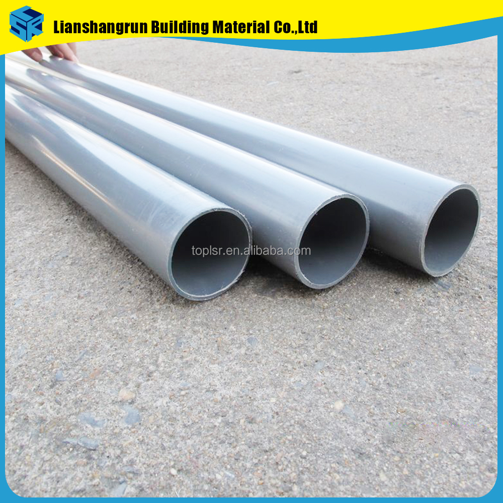 national standard pvc hose price list large dia water supply pipe