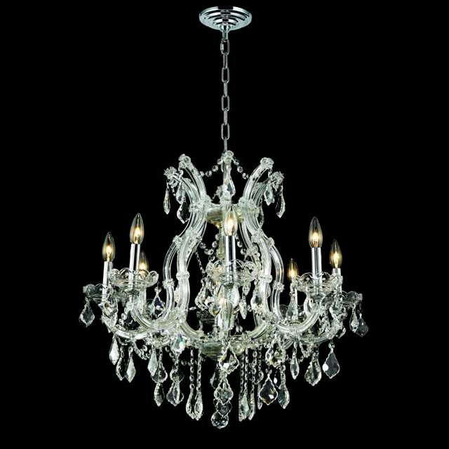modern K9 crystal Chandeliers For Home Decorative Lighting Hanging Lamp led ceiling light