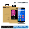 Hot Sale 0.33mm 9h milo anti glare premium 9H Tempered Glass screen protector for Huawei honor holly