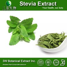 GMP Factory China Supplier Stevia Sugar Extracted Natural Stevioside Glucosyl Stevioside