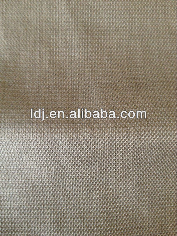 nano silver fabric for anti electromagnetic radiation