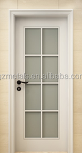 Manufacturer for pvc profile PVC bathroom door price Nice Look