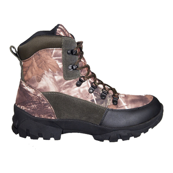 Mens Outdoor Boots Waterproof Camouflage Boots Hunting Boots