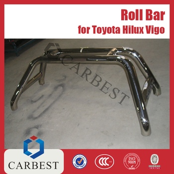 High Quality Roll Bar for Toyota Hilux Vigo 05-11