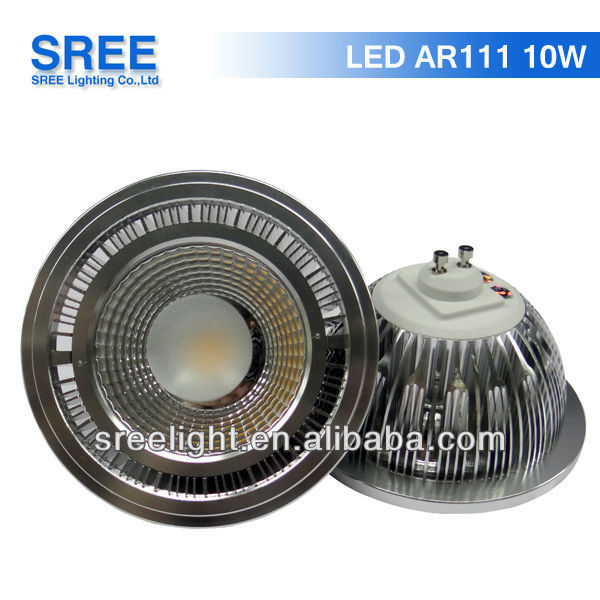 2015 new design 10W 12W 15W 30W CE ROHS LVD EMC GU10 G53 dimming ar111 cob LED Ceiling Spotlight COB LED Spotlight