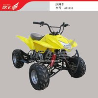 CE Approved 200CC ATV quad Equipped with Powerful Water Cooling Engine