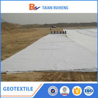 Composition Of Geogrid And Geotextile
