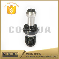 stainless steel drill chuck BT DAT pull studs for collect chuck adapter
